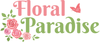 Stratford-Floral Paradise-provide-top-quality-flowers-Stratford-logo